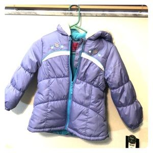 Girl's 6x London Fog Ski Jacket